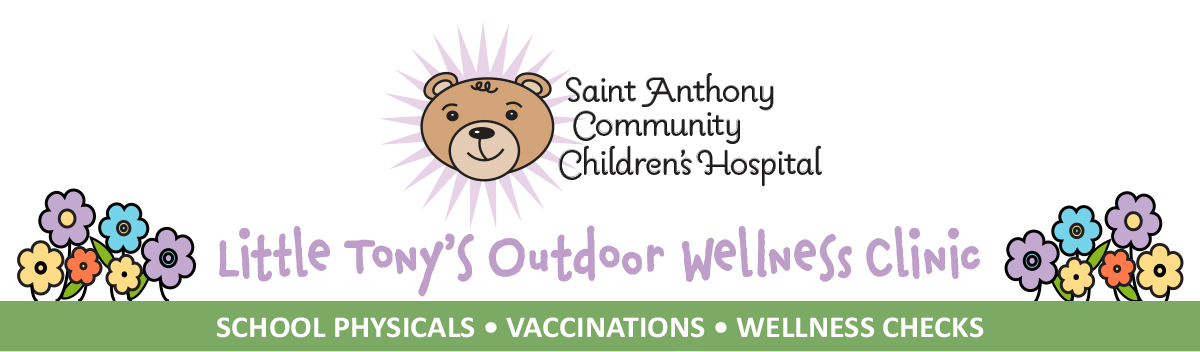 Saint Anthony Hospital Pediatrics Little Tony's Outdoor Wellness
