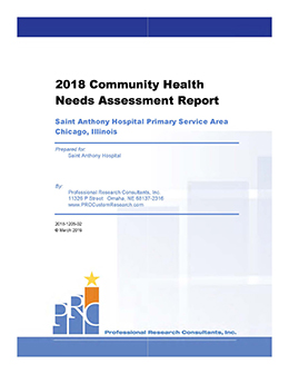 2018 Community Health Needs Assessment Report