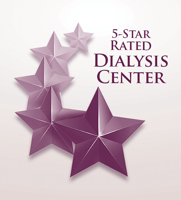 5-Star Rated Dialysis Center